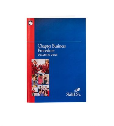 Chapter Business Procedure Coach Guide