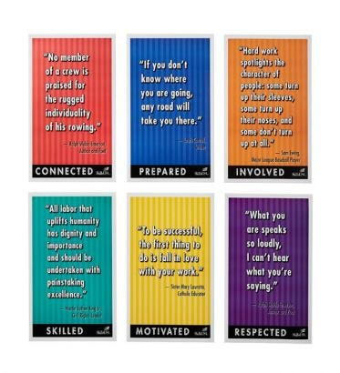 From Quotes to Results 35 Posters/Teachers Guide
